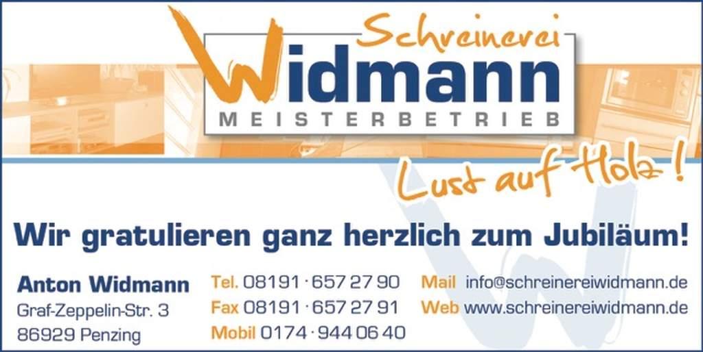 Schreinerei Widmann