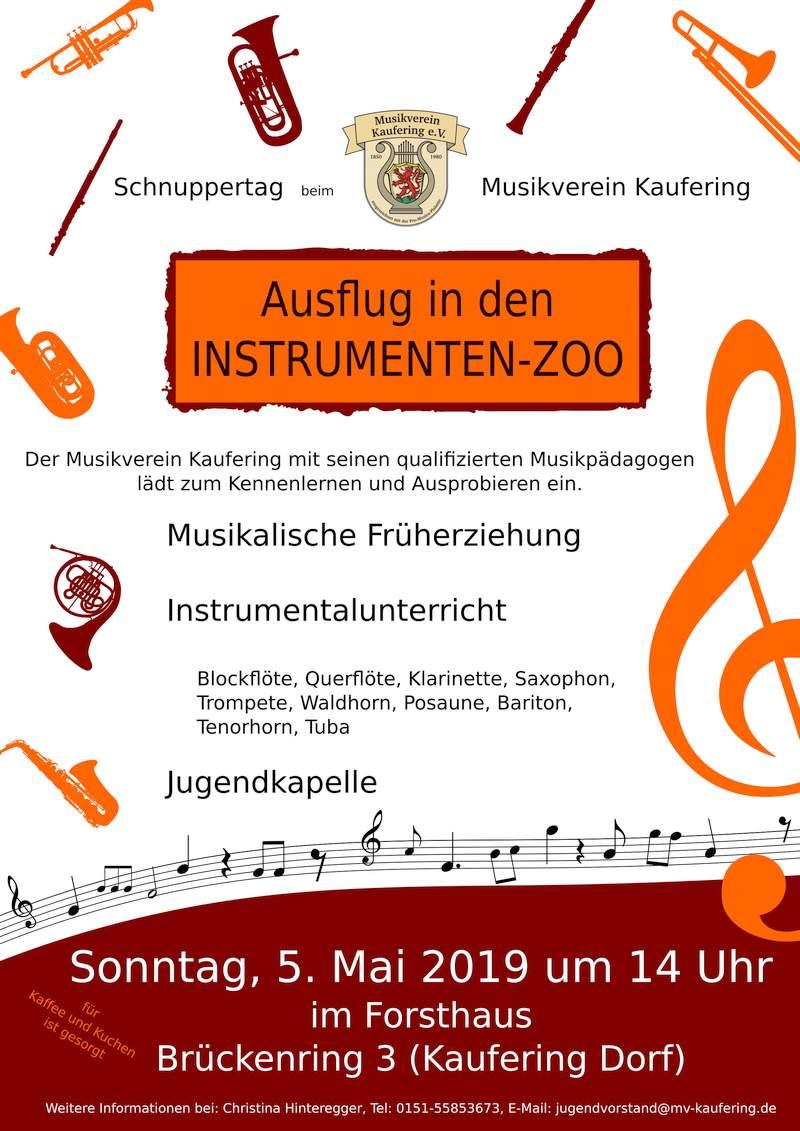 Schnuppertag 2019 (05.05.19)